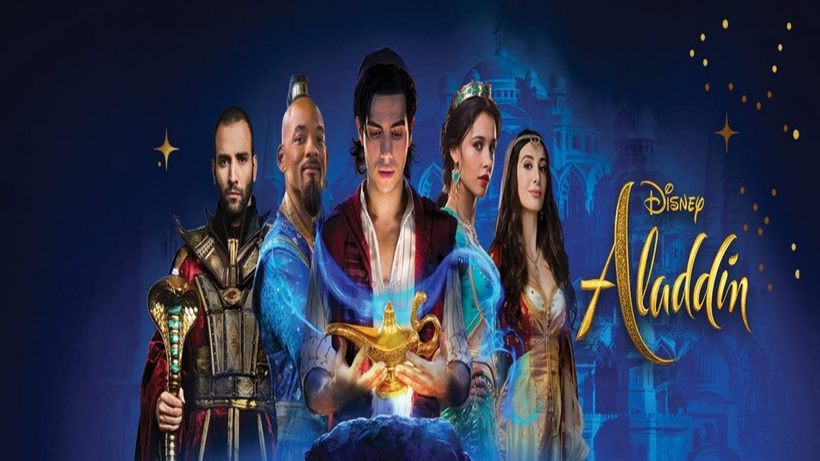 Aladdin - 1080p Dual Áudio MKV 5.1 - TORRENT