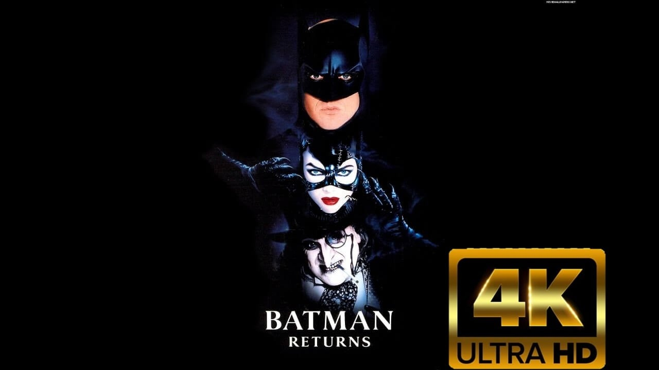 Batman o Retorno – Dublado BluRay em 4K