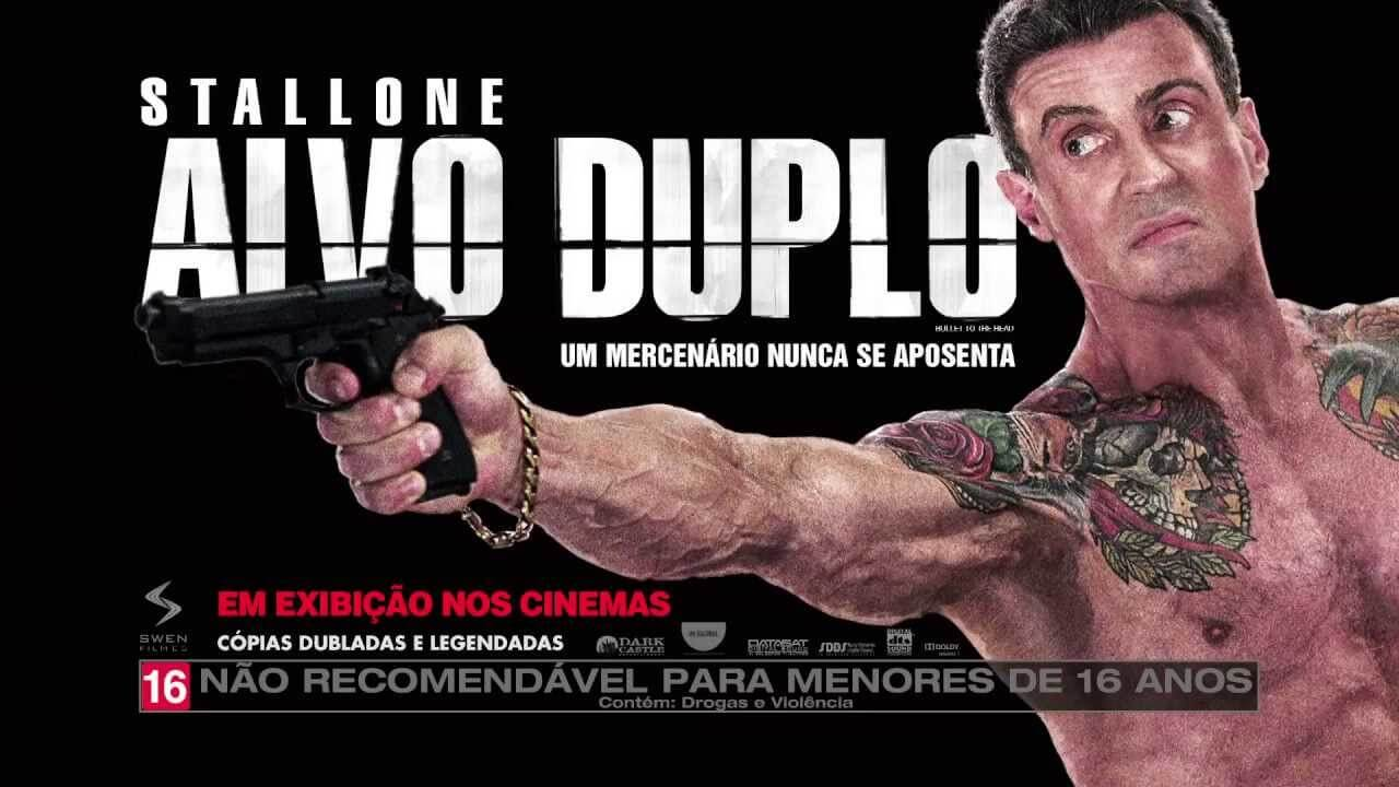 Alvo Duplo (2012) - Bluray 720p e 1080p