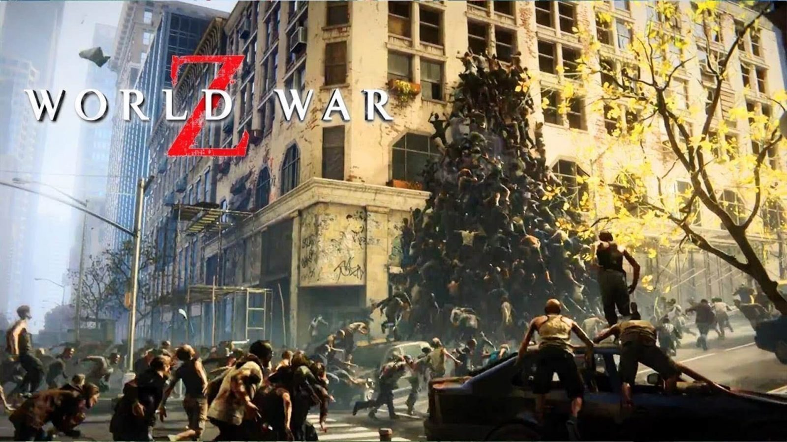 World War Z COMPLETO - PC Torrent