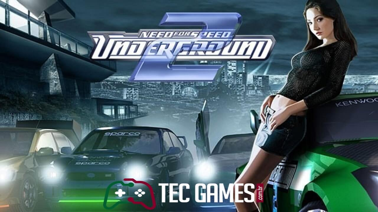Need for Speed: Underground 2 + Tradução – PC – Torrent