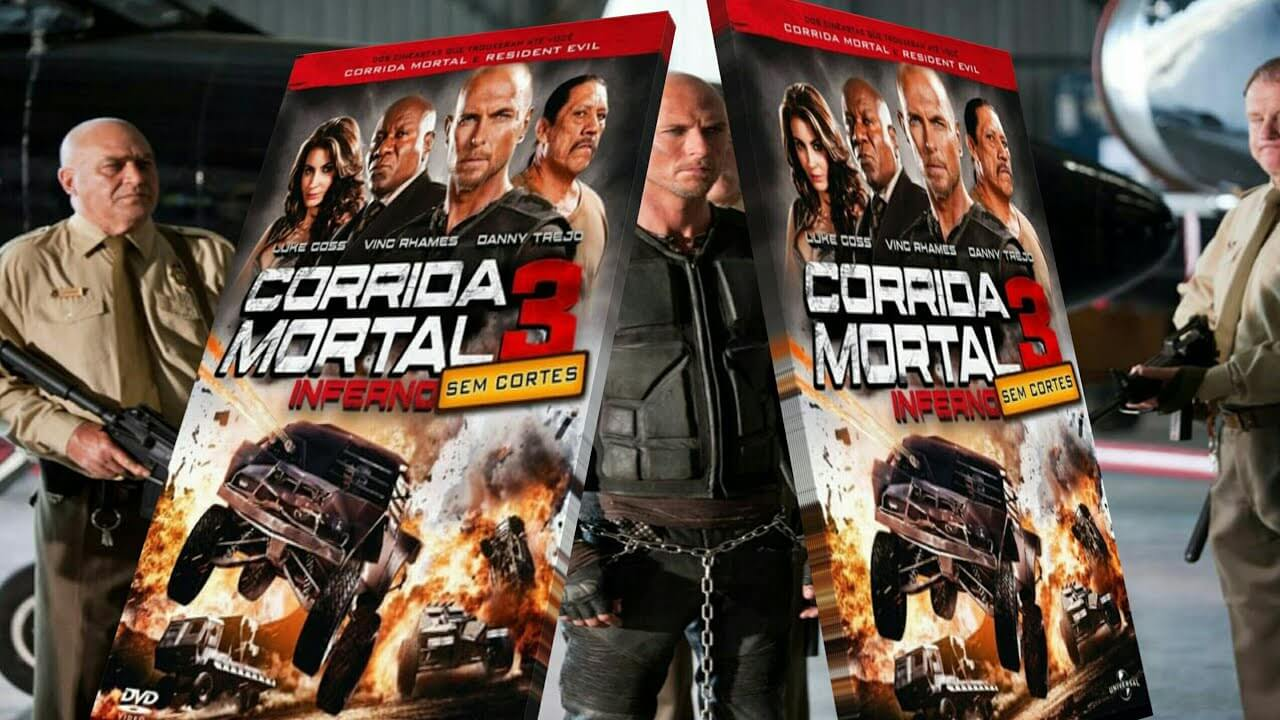 Corrida Mortal 3 – Dublado BluRay 720p / 1080p