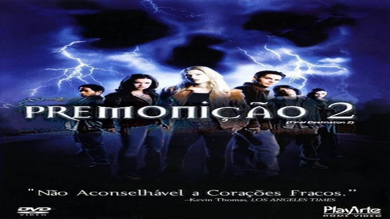 Premonição 2 Torrent - (2003) Dublado BluRay 720p MP4