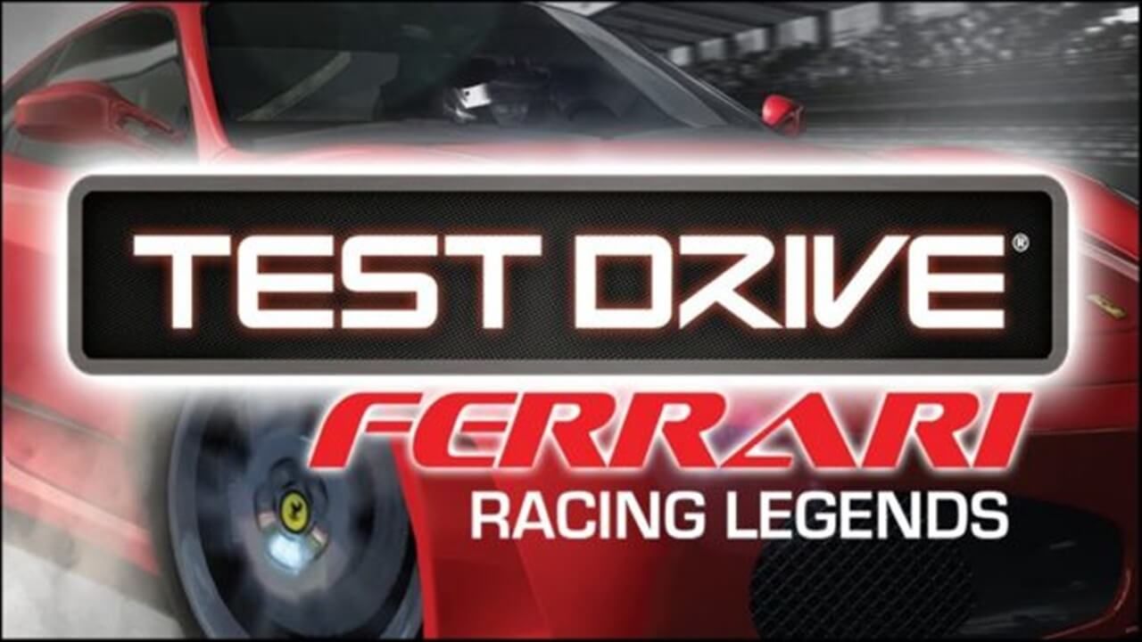 Test Drive: Ferrari Racing Legends (PC)