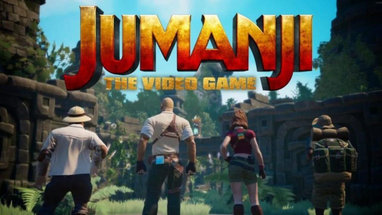 JUMANJI: The Video Game - (2019) PC GAME