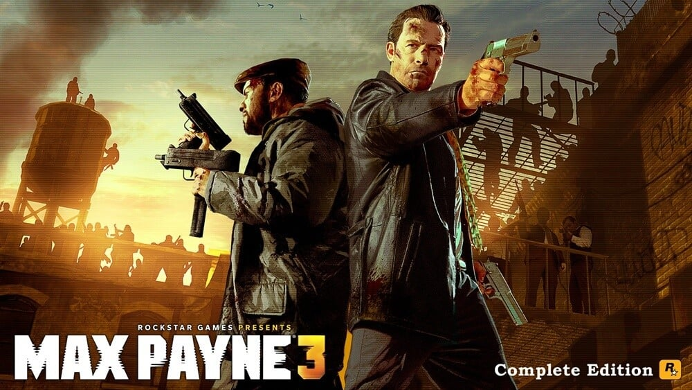Max Payne 3: Complete Edition (2012) – PC