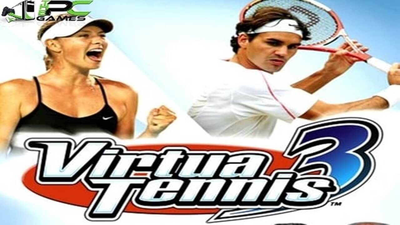 Virtua Tennis 3 – PC ElAmigos