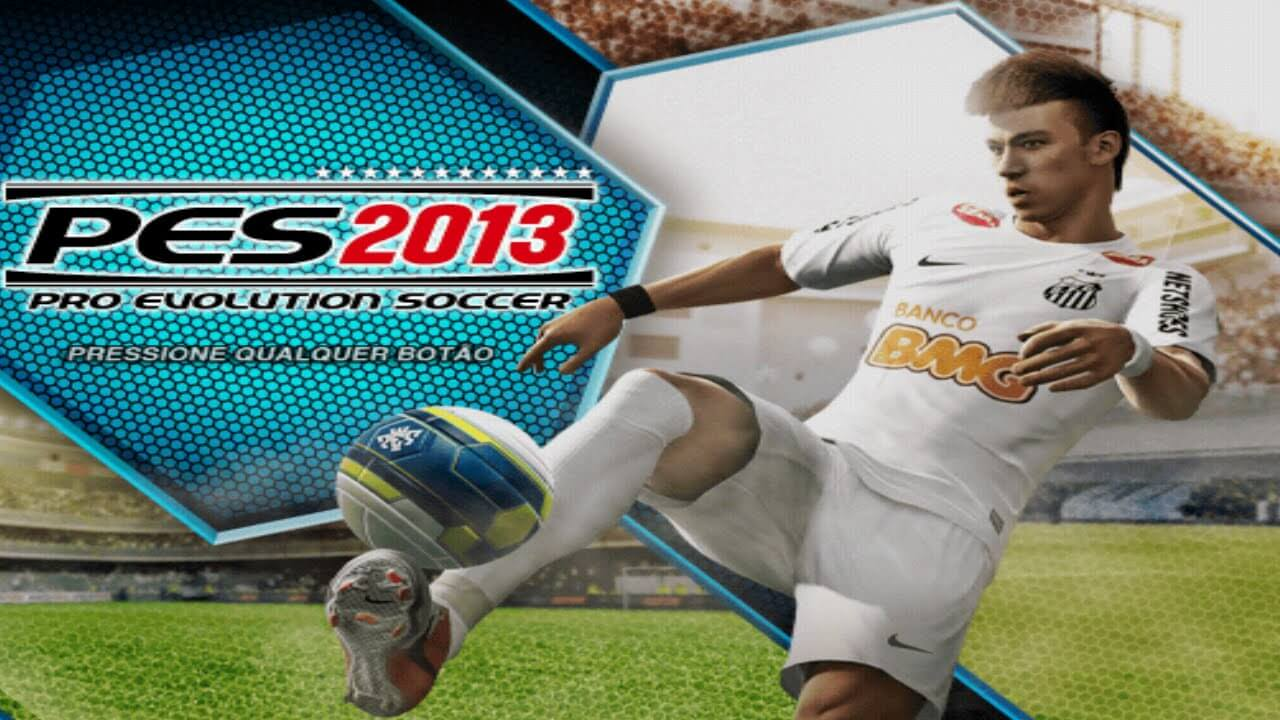 (PES 2013) - Pro Evolution Soccer 2013 - PS2