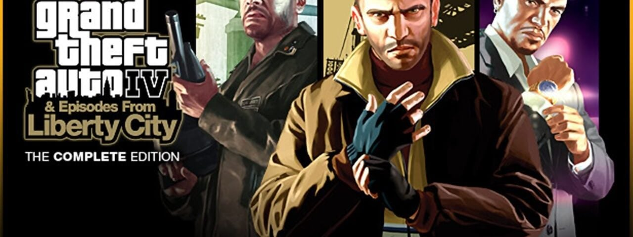 GTA 4 - Grand Theft Auto IV: Complete Edition PC