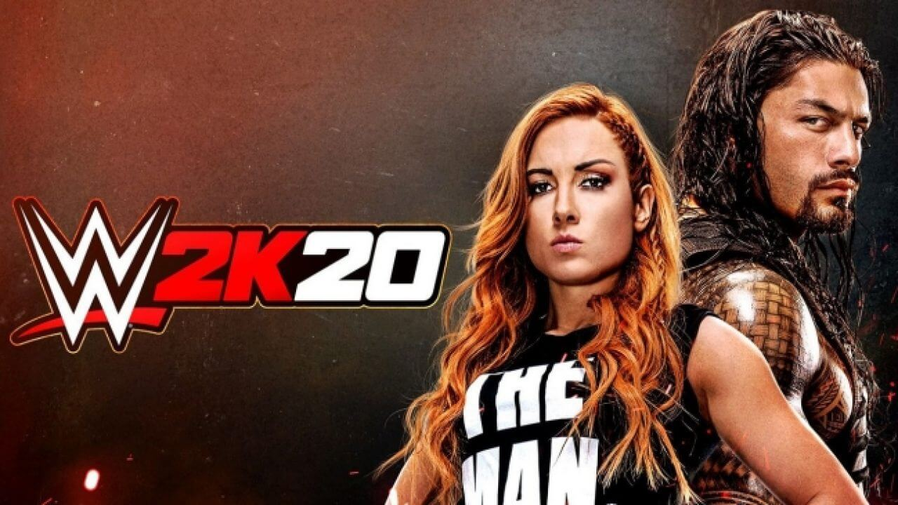 WWE 2K20 Torrent – PC