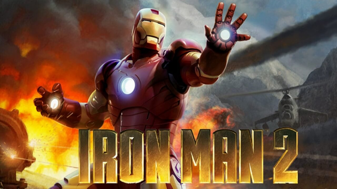 Iron Man Torrent (2008) - PC GAME