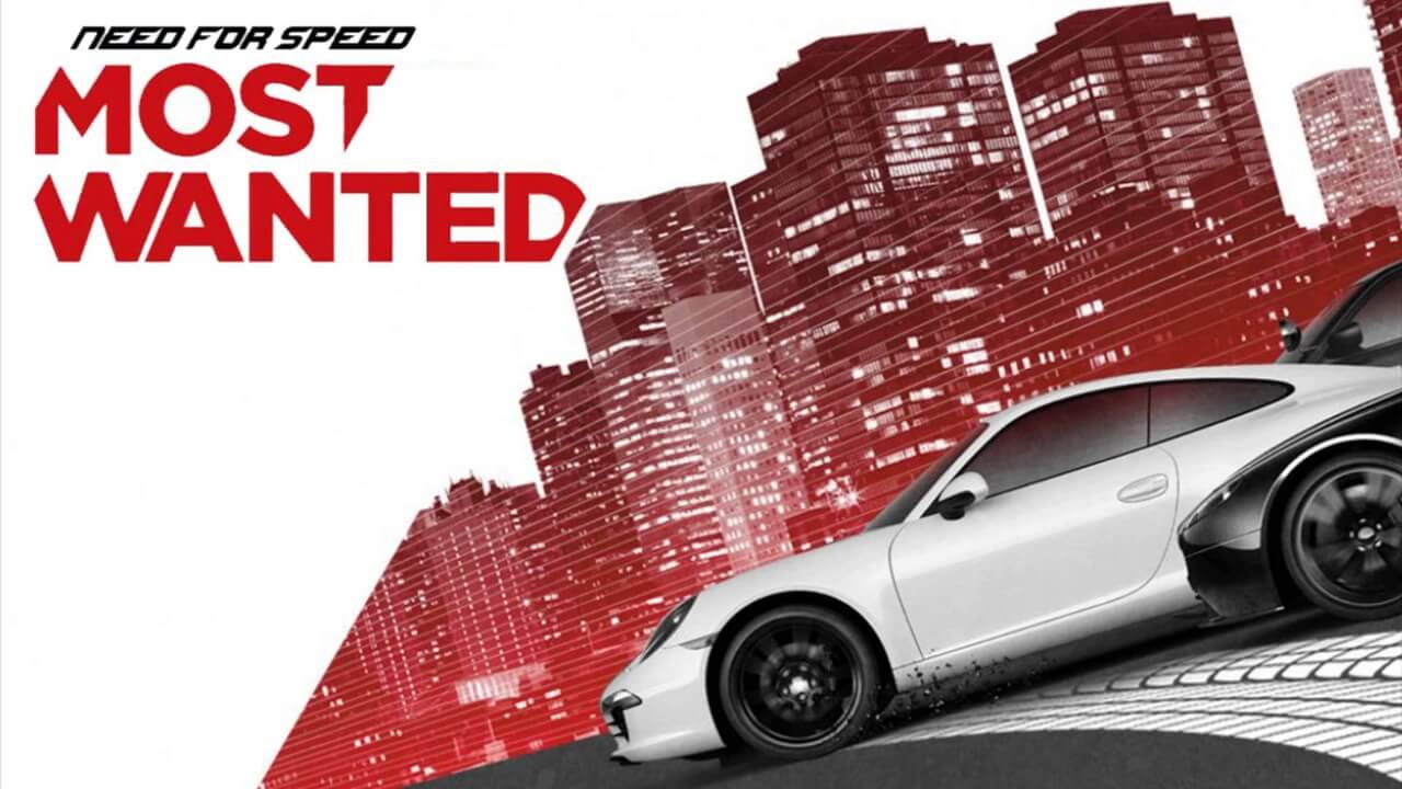 NEED FOR SPEED: MOST WANTED – (2012) FULL GAME – PC