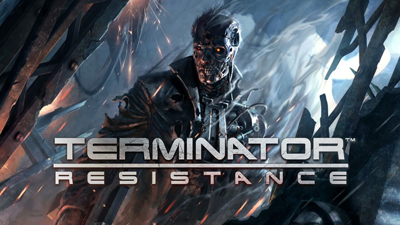 Terminator: Resistance Torrent (2019) PC GAME