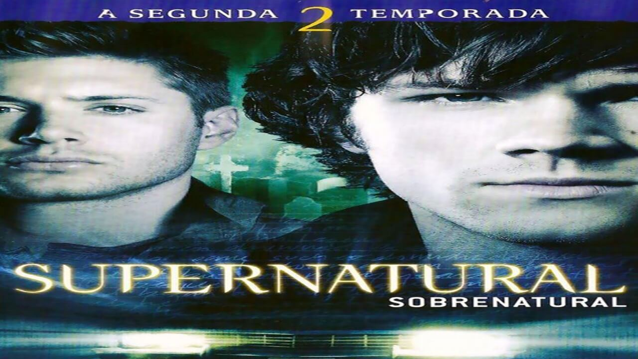 Supernatural 2ª Temporada Completa Torrent (2006) Dual Áudio / Dublado BluRay 720p