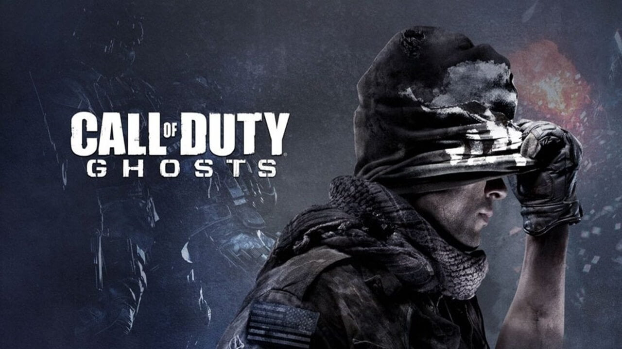 CALL OF DUTY: GHOSTS – RELOADED (2014) COMPLETO – PC TORRENT
