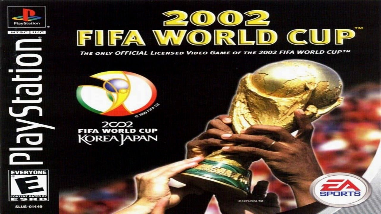 FIFA WORLD 2002 CUP – PS1