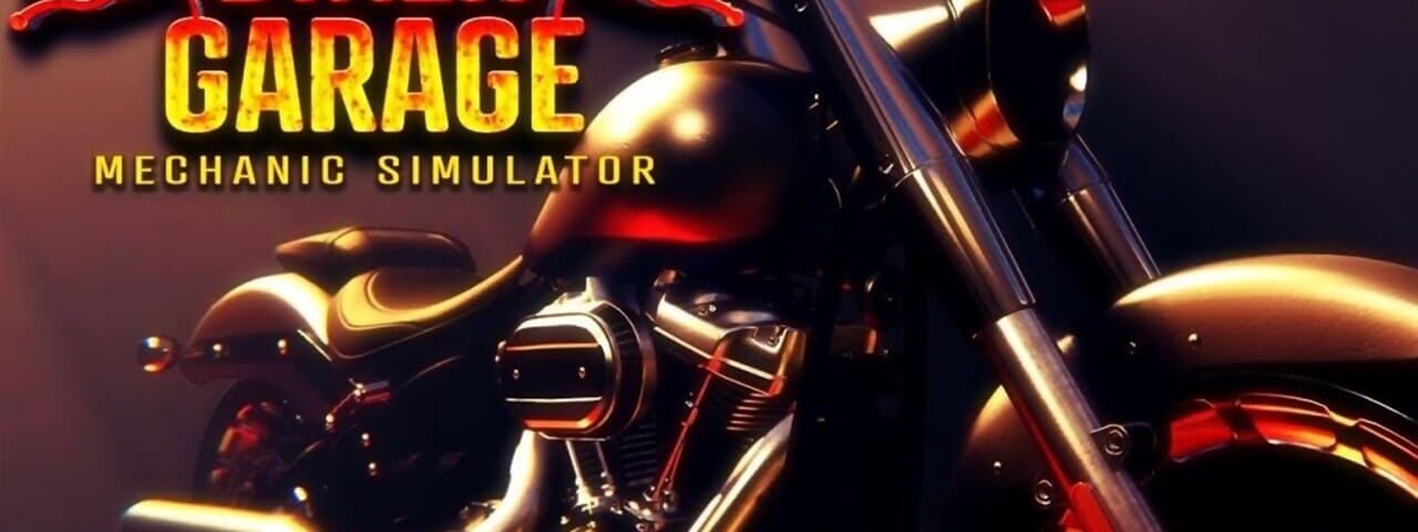 Biker Garage: Mechanic Simulator Torrent (2019) PC GAME