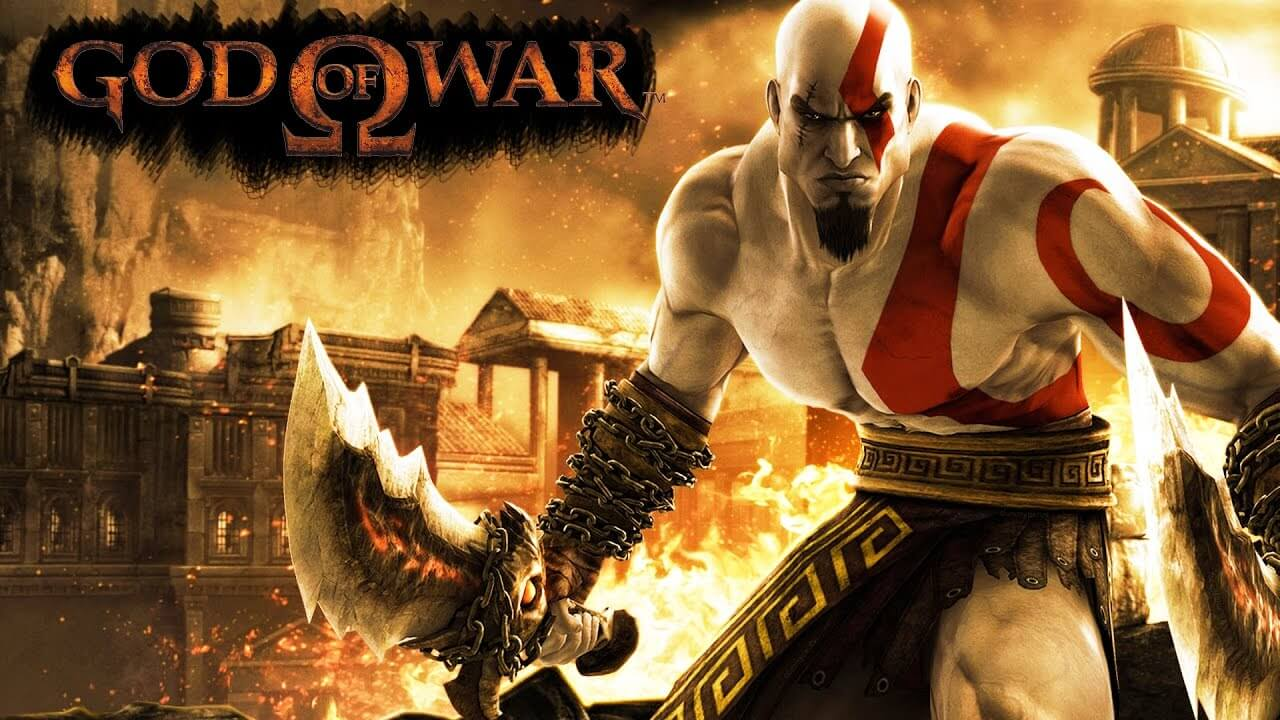 God of War (2005) – PS2