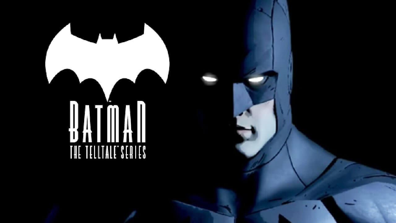 Batman: The Telltale Series Complete Season PT-BR -  (2016) FULL GAME – PC