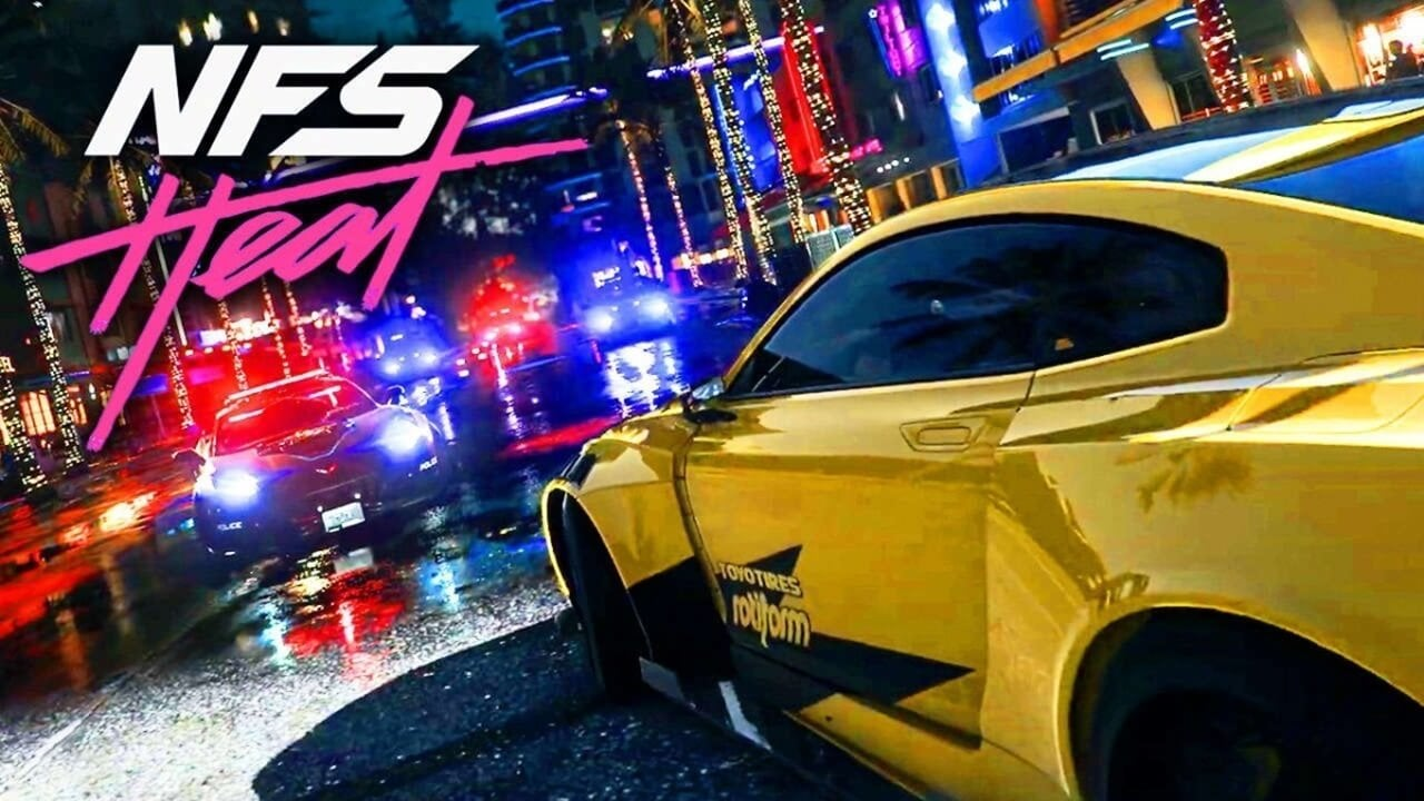 NEED FOR SPEED HEAT TORRENT(2019) - PC GAME