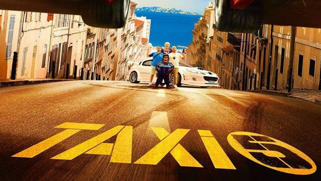 Taxi 5 Torrent (2020) Dublado / Dual Áudio BluRay 720p | 1080p Torrent