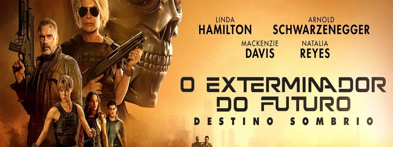 O Exterminador do Futuro: Destino Sombrio – Dublado BluRay 720p / 1080p / 4k