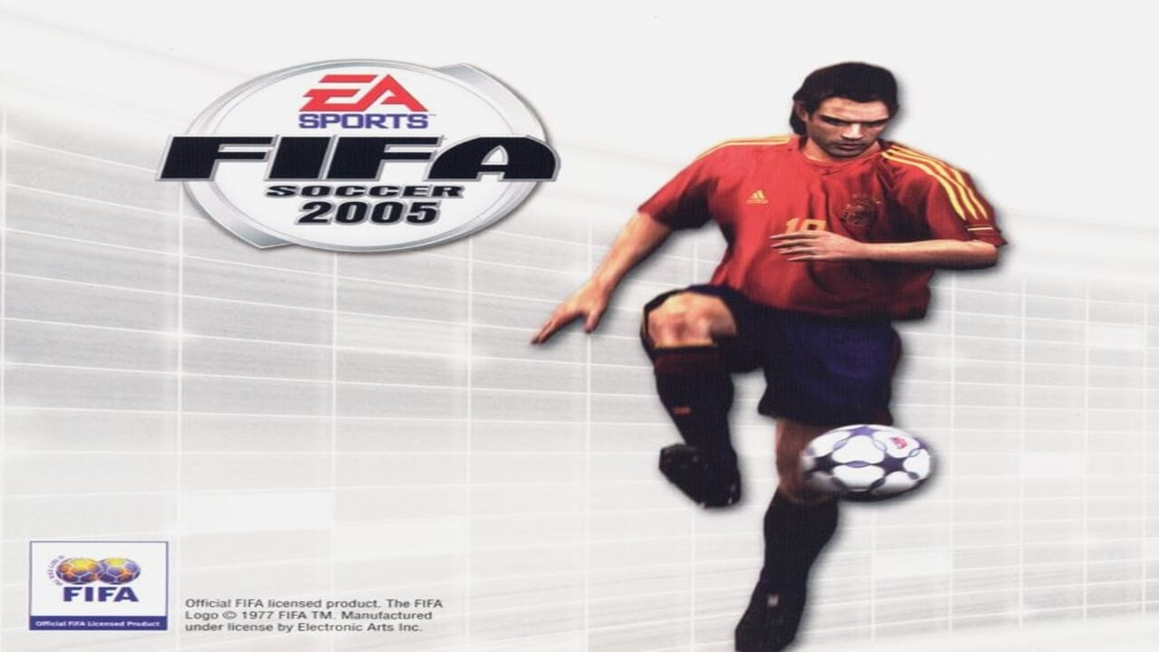 FIFA SOCCER 2005 – (PS1) Download