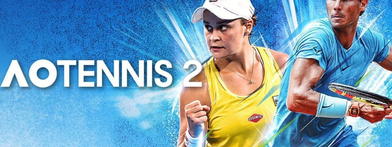 AO TENNIS 2 TORRENT (2020) PC GAME