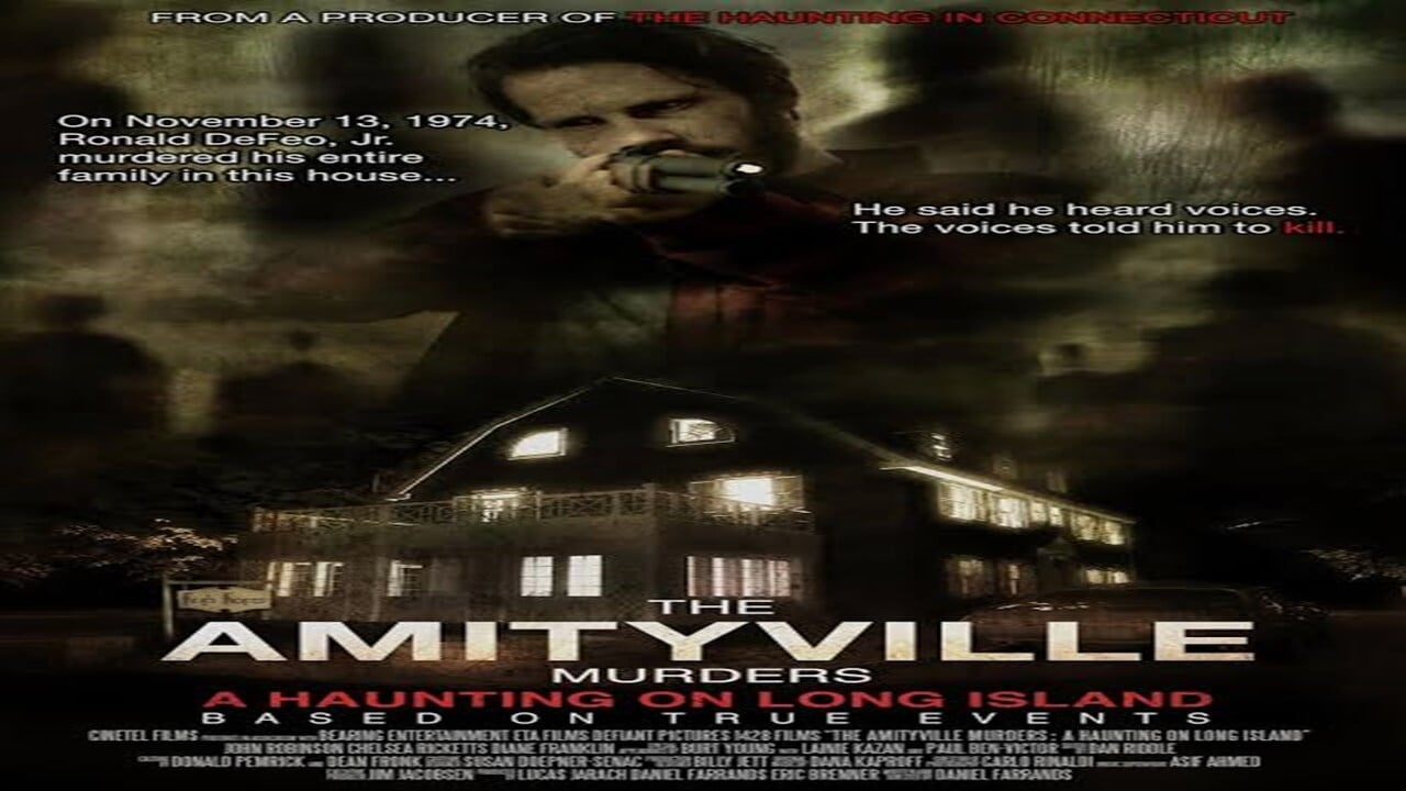 Os Assassinatos de Amityville – Dublado BluRay 720p / 1080p Torrent