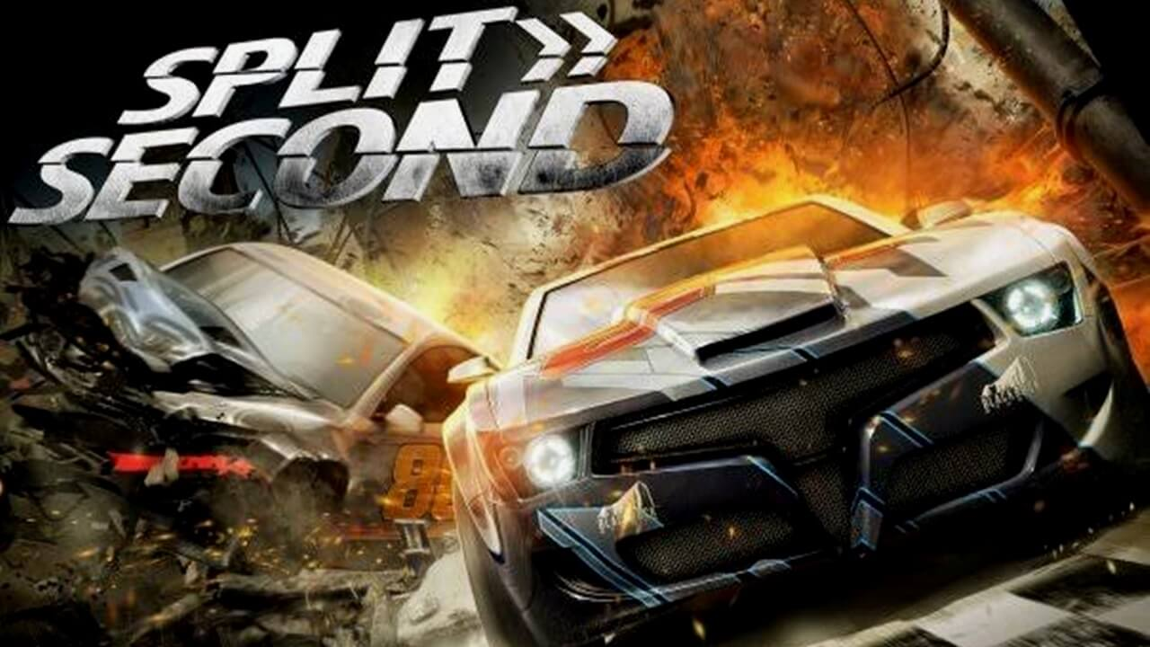 SPLIT SECOND (2010) - PC GAME
