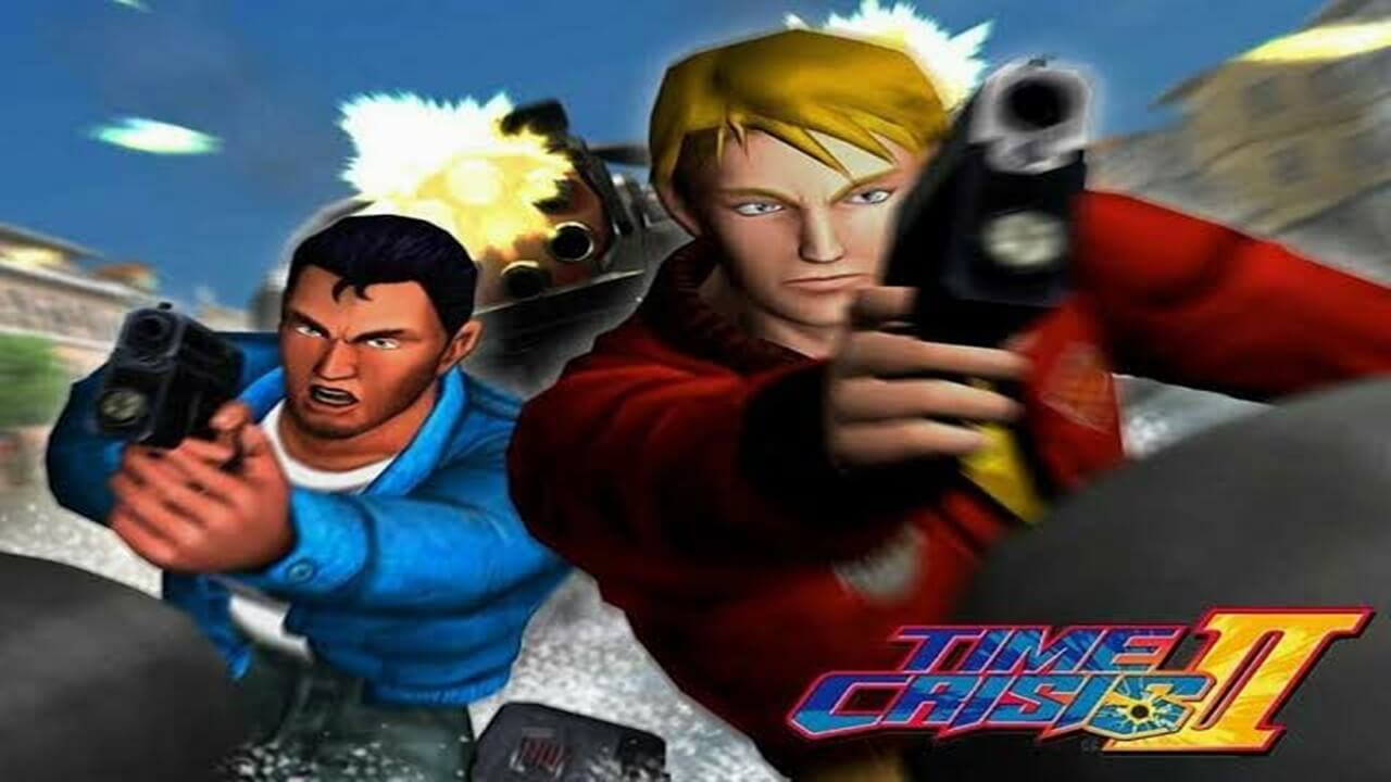 TIME CRISIS 2 (2001) PS2 TORRENT