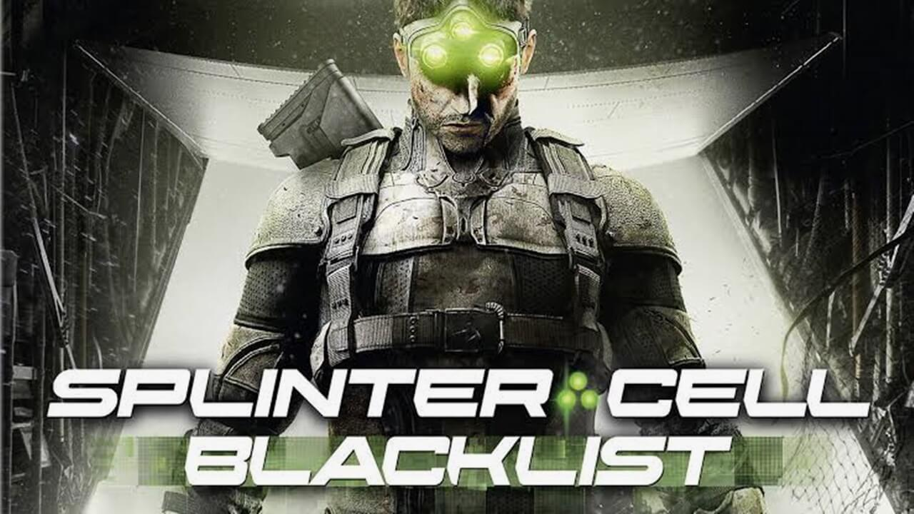 TOM CLANCY'S SPLINTER CELL: BLACKLIST (2013) Completo – PC TORRENT