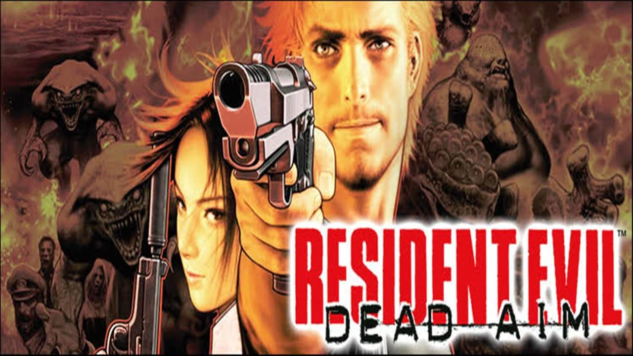 RESIDENT EVIL – DEAD AIM (2003) PS2 TORRENT