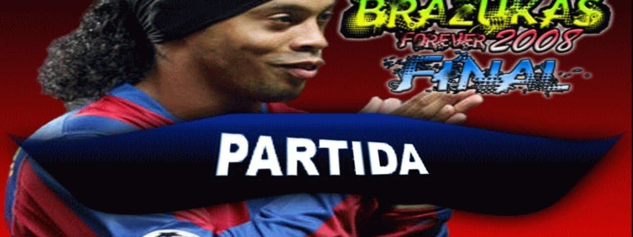 PES 2008 - Patch Brazukas Forever Final - (PS2)