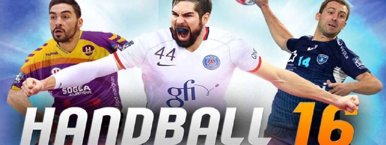 HANDBALL 16 – FULL GAME – PC