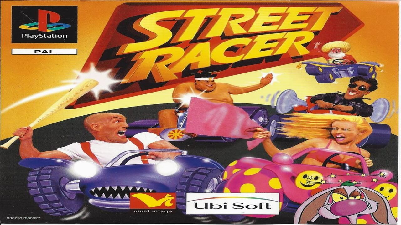 STREET RACER (1997) PS1 DOWNLOAD