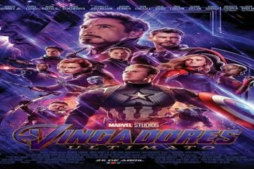 Vingadores: Ultimato – Dublado BluRay 720p / 1080p / 4K