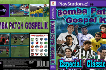 Bomba Patch Gospel K - Especial Clássicos - PS2