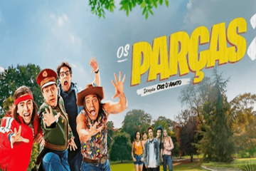 Os Parças 2 Torrent (2020) Nacional HD Rip MKV 5.1