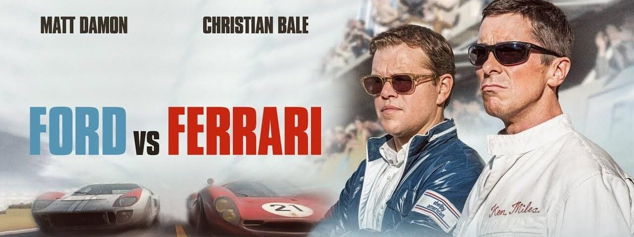 Ford vs Ferrari – Dublado BluRay 720p / 1080p / 4K