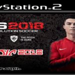 PES 2018 – Blezz Patch Russia 2018 – (PS2)